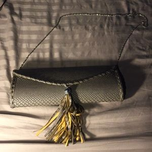 Brown Clutch/purse